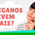 veganos vivem mais